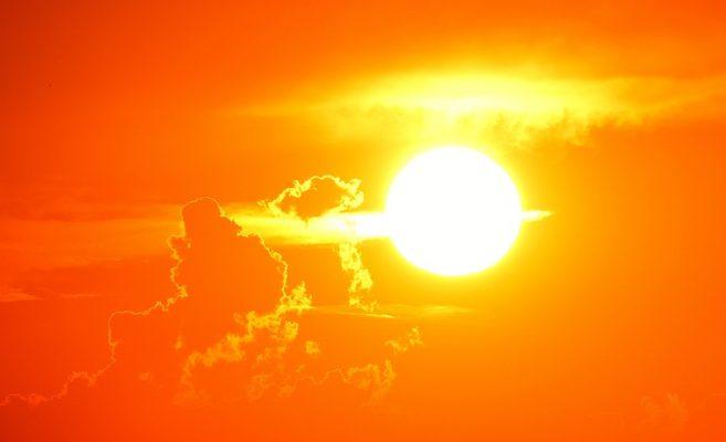 Beware of heat exhaustion or heat stroke