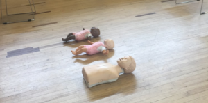 Parents First Aid Course in Wendover