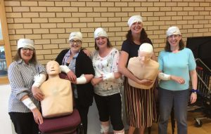 first aid course for music school
