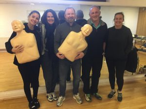 First Aid Course in High Wycombe