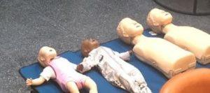 Paediatrics first aid courses